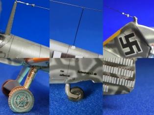 BF-109 F-2